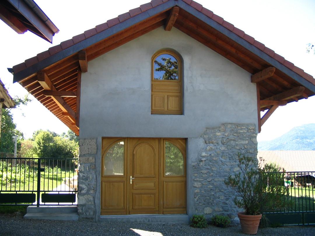 Menuiserie Exterieure Haute Savoie 74 L 39 Astragale Ebenisterie
